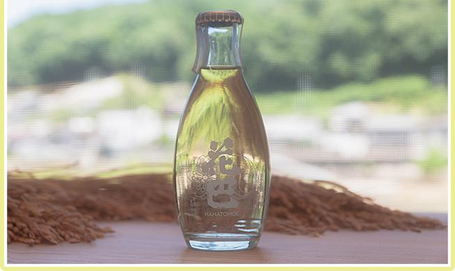 吉野川沿いで作られた日本酒セット1合瓶3本イメージ