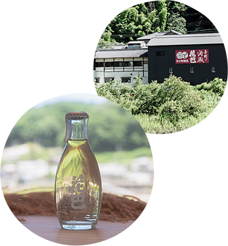 奈良吉野の製法で作られた日本酒イメージ