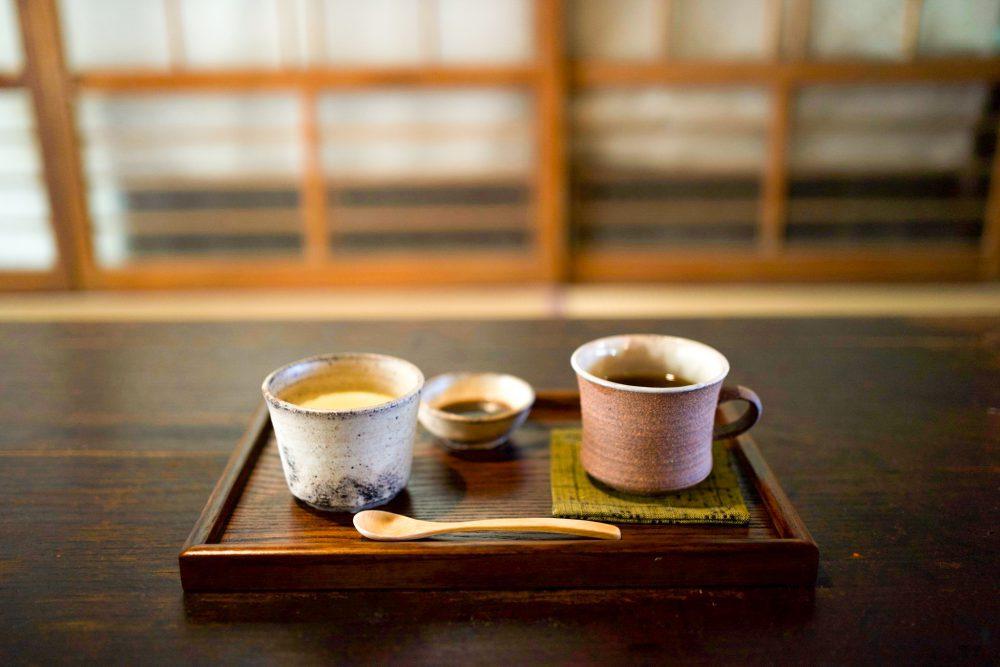 soft pudding / 300 yen